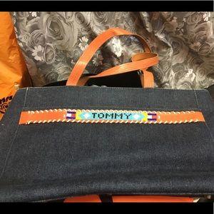 Vintage Tommy Hilfiger Shoulder Bag